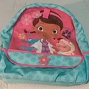 Disney's Doc McStuffins backpack